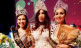Ứng xử bằng 2 ngôn ngữ, Moon Dương bất ngờ đăng quang Hoa hậu Ms World-America  2018