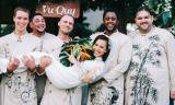 Sau lễ cưới ở Hà Lan, Lý Thanh Thảo và chồng Tây 'báo hỉ' tại Việt Nam?