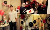 Vũ Văn Thanh U23 Việt Nam kỉ niệm 3 năm ngày yêu lãng mạn với bạn gái xinh đẹp