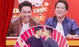 2 chàng trai 'khóa môi' xuất sắc ẵm 100 triệu đồng từ Trường Giang - Trấn Thành