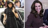 Công nương Meghan Markle ngốn hết hơn 486 triệu tiền quần áo trong khi chị dâu Kate chỉ diện đồ vài triệu đồng