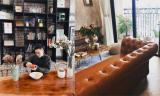 Không gian đẹp mắt, tinh tế trong căn hộ mới của NTK Hà Duy