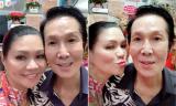 Nghệ sĩ Ngọc Huyền đến chúc mừng sinh nhật NSƯT Vũ Linh sau tin đồn xích mích