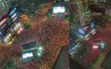 Sự cuồng nhiệt của người Việt với bóng đá và 2 bức ảnh tối nay khiến tất cả 'nổi da gà'