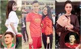 Tò mò xem dàn WAGs của tuyển Việt Nam chia sẻ gì sau chiến thắng trước Yemen
