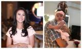 Diễn viên Như Phúc khoe cận mặt con gái thứ tư được sinh ở tuổi tứ tuần