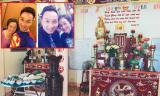 Thành Trung MC về Quãng Ngãi làm giỗ mẹ