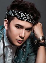 Khắc Minh (X-Factor) khoe vẻ điển trai như tài tử Hàn