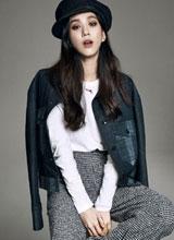 Ngắm vẻ đẹp lạ lùng của Jung Ryeo Won