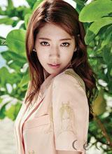 Park Shin Hye quyến rũ trên tạp chí CéCi