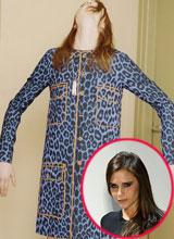 Victoria 'trình làng' BST thời trang với phong cách quái dị
