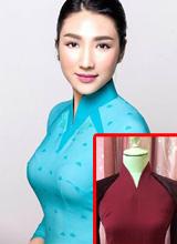 Đồng phục mới của Vietnam Airlines bị nghi 'copy'