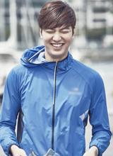 Lee Min Ho khiến fans mê tít vì điệu bộ xì-tin