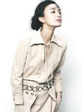 Tần Lam quyến rũ và thanh lịch với gu thời trang giản dị