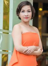 Mỹ Linh vẫn trẻ đẹp bất chấp tuổi 40