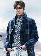 'Gục ngã' trước vẻ quyến rũ của Lee Min Ho
