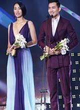 Võ Cảnh - Trang Khiếu sánh đôi nhận giải 'Ngôi sao người mẫu châu Á'