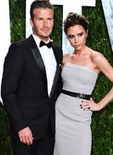 David Beckham vượt bậc vợ về phong cách thời trang