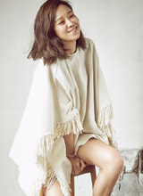 Gong Hyo Jin 'thiêu đốt' ánh nhìn với diện mạo rạng rỡ