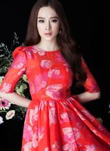 Angela Phương Trinh 'thôi miên' ánh nhìn với vẻ đẹp tựa búp bê