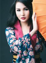 Sonya Sương Đặng quyến rũ với vẻ đẹp huyền bí phương Đông