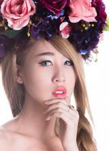 Trương Quỳnh Tiên vẫn đẹp khi khóc