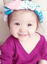 Cadie đáng yêu với nụ cười tỏa nắng