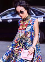 Đoan Trang xuống phố với street style cực kỳ ấn tượng