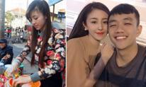 Sau khi ly hôn chồng, 'hot girl bánh tráng trộn Đà Lạt' đã công khai bạn trai mới