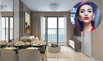 Không gian căn hộ cao cấp mới được Võ Hoàng Yến cho thuê hơn 50 triệu/tháng