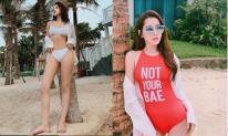 Mặc bikini 2 mảnh, Chi Pi 'đốt' mắt người xem vì nóng bỏng hơn những lần trước