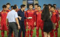 Đến xem U23 Việt Nam, Bầu Tam cao hứng thưởng nóng nửa tỷ đồng