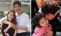 """Vợ chồng mỹ nhân """"Truyền thuyết Jumong"""" lần đầu khoe con gái 3 tuổi, dân mạng dự đoán bé sẽ thành hot girl tương lai"""