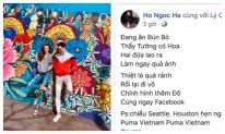 Chỉ khoe ảnh tình tứ bên Kim Lý, Hà Hồ khiến fan bất ngờ với khả năng 'xuất khẩu thành thơ'