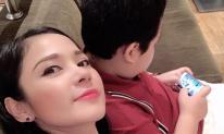'Người đẹp Tây đô' Việt Trinh hé lộ  hình ảnh con trai cực bụ bẫm