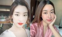 Tưởng đẹp không góc chết, thế nhưng Hoa hậu Đỗ Mỹ Linh cũng có nhược điểm mà app sống ảo cũng không thể cứu nổi