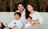 Vợ chồng Thanh Thuý và Đức Thịnh đưa hai cậu con trai đi du lịch