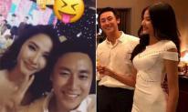 Không còn úp mở, Rocker Nguyễn lộ thêm ảnh đi chung với Á hậu Hoàng Thùy