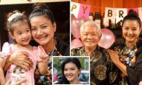 Đón sinh nhật ấm áp bên gia đình, diễn viên Kiều Trinh gây chú ý vì nhan sắc ngày càng khác xưa
