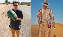 Cùng check-in ở Maroc, Quang Vinh - Lý Quí Khánh vẫn không đăng ảnh chụp chung
