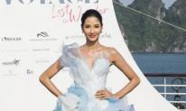 Hóa 'nàng thơ thuần khiết' giữa hoang đảo, Hoàng Thùy sẵn sàng cho Miss Universe 2019