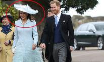 Nét mặt tươi cười rạng rỡ của Hoàng tử Harry khi sóng đôi cùng một người phụ nữ xinh đẹp trong lúc Meghan đang ở cữ gây xôn xao