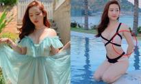 Thúy Vi đăng ảnh bikini khoe dáng sau vụ tăng cân quá đà nhưng lại bị fan nhắc ngay điều này!