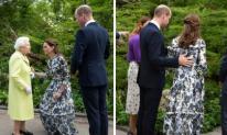Hành động ngọt ngào của Hoàng tử William dành cho Công nương Kate trong sự kiện có mặt Nữ hoàng