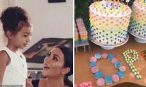 Tiệc sinh nhật xa xỉ của con gái Kim Kardashian: Ngập tràn kẹo ngọt, có cả xe tải kem phục vụ khách mời