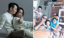 Vợ chồng Hoàng Bách khóc, lo lắng đến muốn ngưng thở khi con đi máy bay mà không có bố mẹ bên cạnh