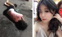 Xôn xao hình ảnh cô gái trẻ sinh năm 2003 bị đánh ghen do đã cặp kè với người có vợ còn thích 'khoe chiến tích'