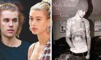 """Đã có vợ rồi mà Justin Bieber còn cả gan tặng ảnh """"nóng bỏng"""" cho người khác"""