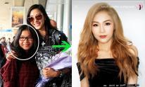 Em gái Hoàng Thùy: Từ cô nàng đeo kính cận kém nổi bật,  đã có màn 'lột xác' ngoạn mục