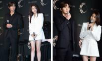 Bỏ 'Thư ký Kim', 'Phó chủ tịch' Park Seo Joon sánh đôi bên mỹ nhân sở hữu đôi chân dài 105cm